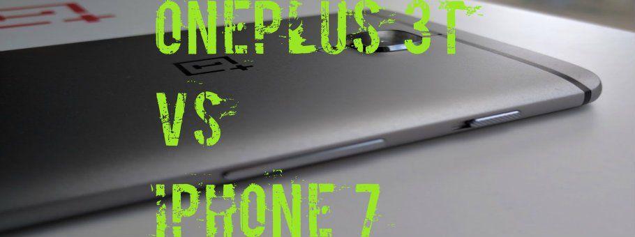 #OnePlus3T vs #iPhone7Plus la sfida ad Apple è lanciata https://t.co/A8Oq12CeKI https://t.co/1mu75xo4nm