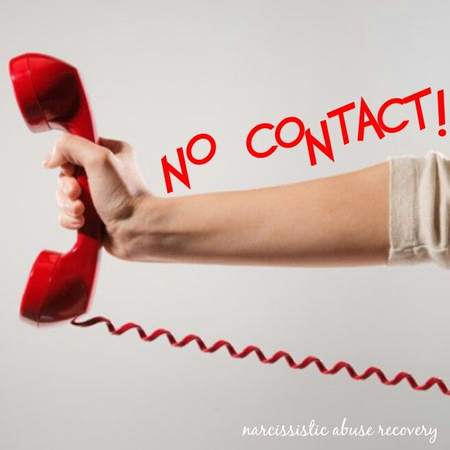 No Contact Is So Important For Survivors The Narcissist Feeds On Making You Miserable Whether