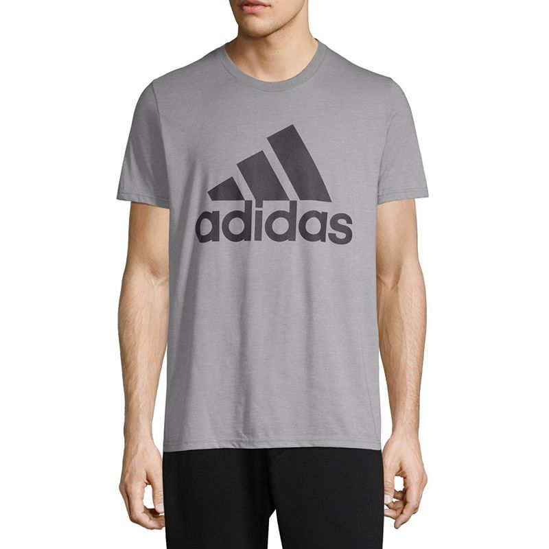 adidas Adidas Bos Classic Tee Mens Crew Neck Short Sleeve