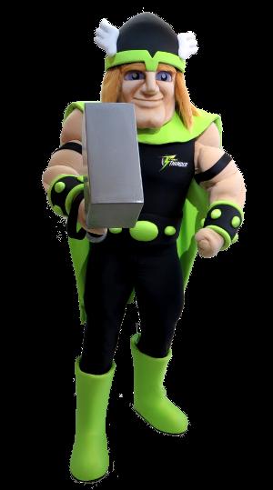 Image result for sydney thunder mascot