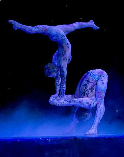 Cirque Du Soleil I Ve Seen 3 Shows And They Are Truly Amazing Cirque Du Soleil Circus Art Cirque