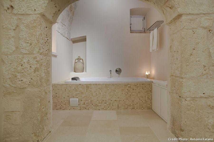 Masseria Grottone  grand gîte de luxe dans les Pouilles Pinterest