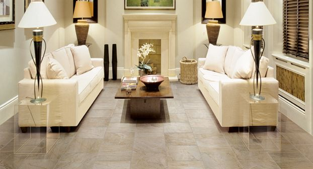 Earthen Stone Look Porcelain Tile