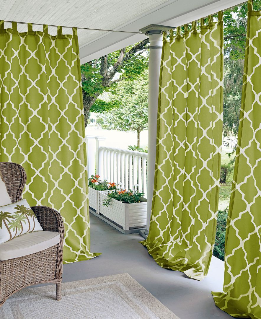 The Great Outdoors Give Your Outdoor Patio Space A Fresh Look With