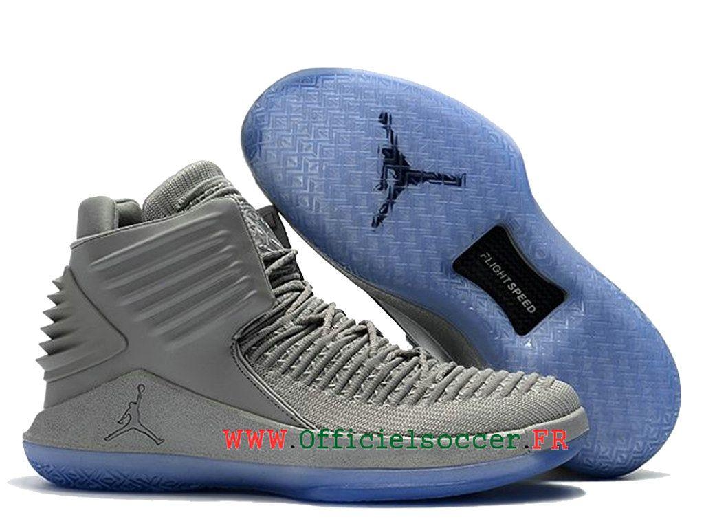 2018 Air- Jordan XXX2- officielles Chaussues Nike Jordan Pour Homme Wolf  Grey-Air