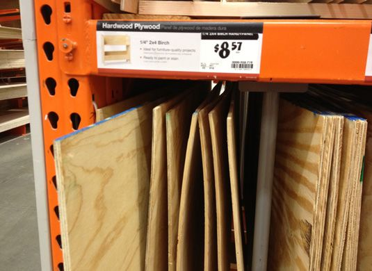 Perfect Plywood Home Depot Food Photography Table Top