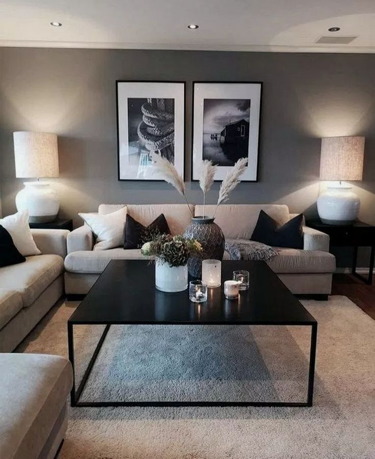 33 Top Living Room Paint Ideas As The Best Decoration #toplivingroom #livingroo #decoratingsmalllivingroom