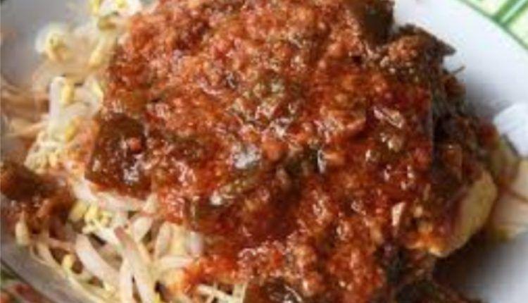 Geco Pedas Khas Cianjur Resep Masakan Masakan Resep