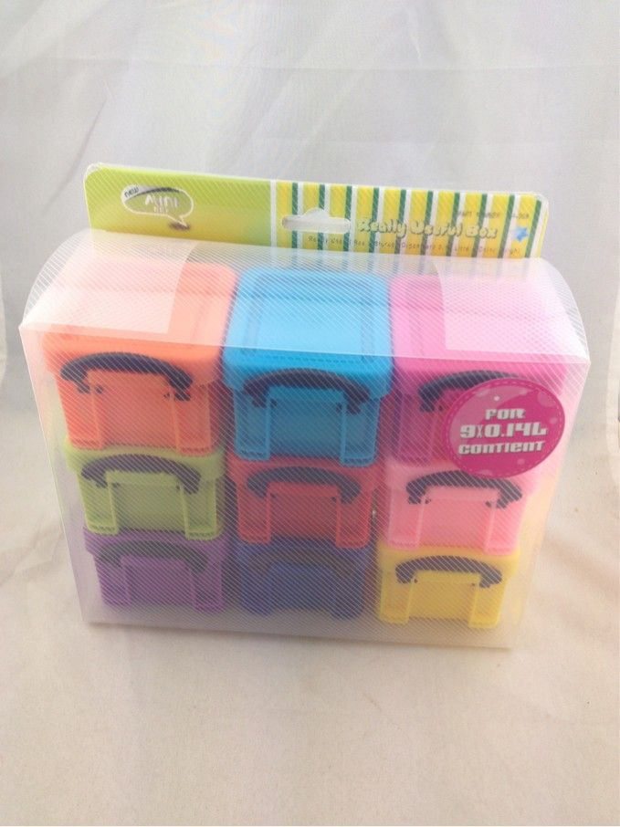 Small candy color transparent mini storage boxPlastic Storage BoxesStorage CasesCute Jewelry box9pcs/lotfree shipping US $14.68 & Small candy color transparent mini storage boxPlastic Storage Boxes ...
