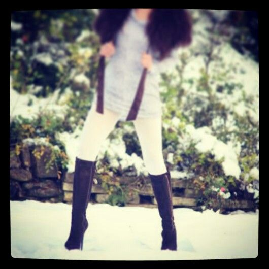 New Capricci boots collection - available on www.modainlinea.com