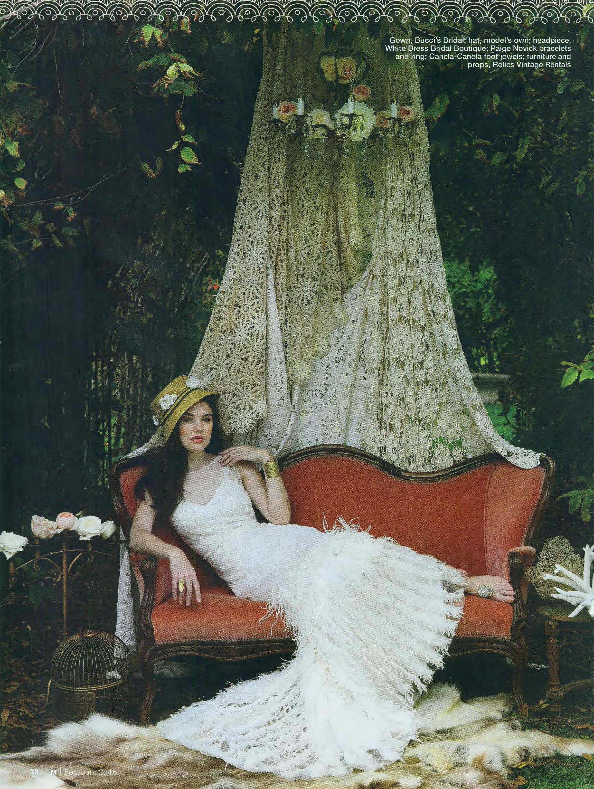 Spring wedding editorial. Hair and makeup by Wide Eyed Beauty