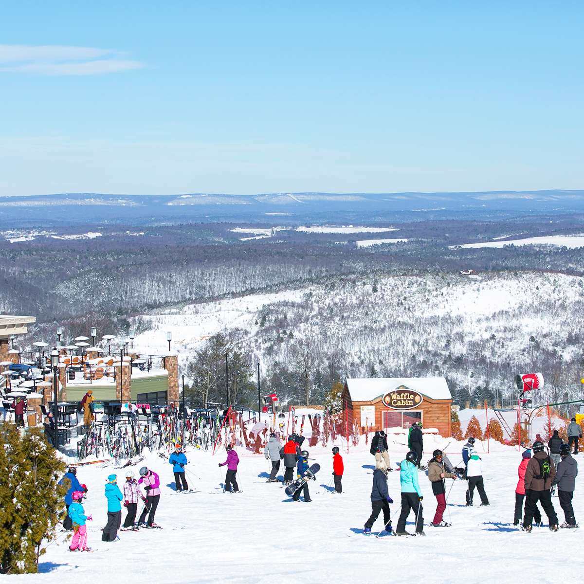 Hit The Slopes At Blue Mountain Resort This Winter And Enjoy