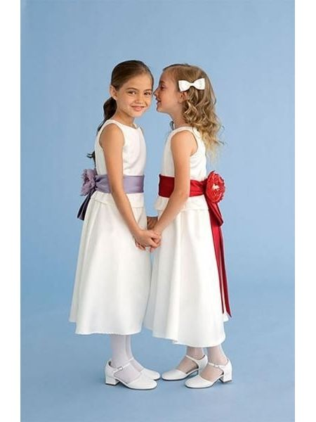 Perfect for movement flower girl