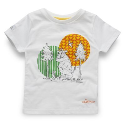 This gruffalo t shirt has been designed for debenhams to for Shirts to raise money
