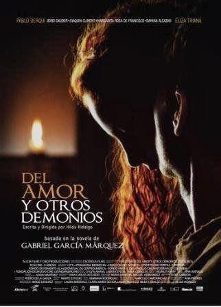 Ver Online Del Amor Y Otros Demonios Español Latino El Mejor Cine En Casa Chillancomparte Com Libros De Garcia Marquez Gabriel García Márquez Amor
