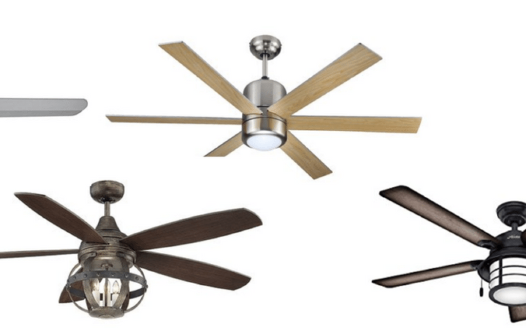 10 Affordable Stylish Indoor Ceiling Fans With Lights Kate