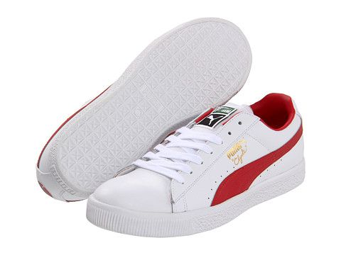 best cheap 16bcd 8d4d4 PUMA Clyde Leather FS   Books Worth Reading   Puma sneakers ...