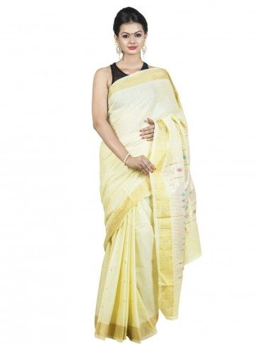 Lemon yellow #handloom cotton #PaithaniSaree.  #ethnic #sareeshopping #cottonsaree #festivalwear