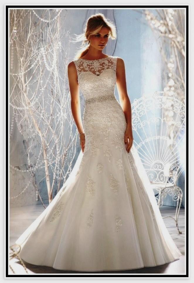 bling wedding dresses