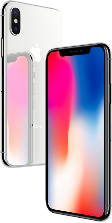 Iphone Ten 5 8 Screen Space Gray And Silver Super Retina Hd Display Face Id And Wireless Charging 2436 By 1125 Pix Apple Iphone Iphone Accessories Iphone