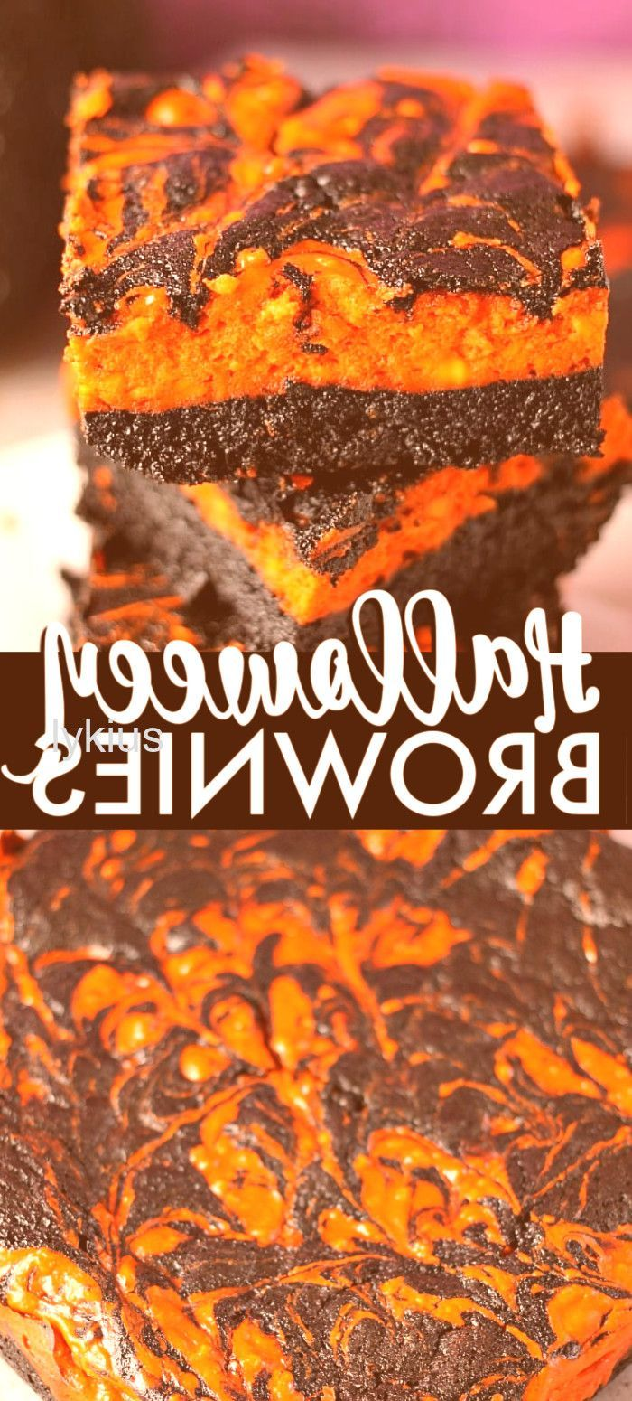 halloween costumes mermaid Halloween Swirl Cream Cheese Brownies have a layer of rich, dark chocolate brownie topped with a layer of orange cheesecake then swirled together for a spooky treat. These are sure to be a perfect dessert treat for everyone at your Halloween party! costumes mermaid Halloween Swirl Cream Cheese Brownies have a layer of rich, dark chocolate brownie topped with a layer of orange cheesecake then swirled together for a spooky treat. These are sure to be a perfect dessert treat for everyone at your Halloween party! | halloween costumes merma...