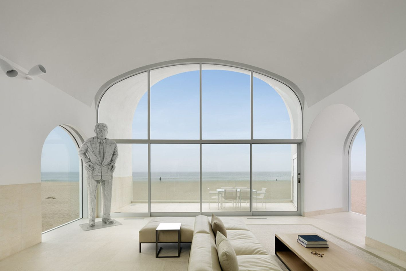 Matteoli Mobili ~ Storiesondesignbyyellowtrace: modern arches in architecture