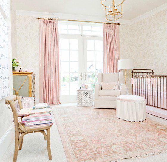 quarto de bebe classico