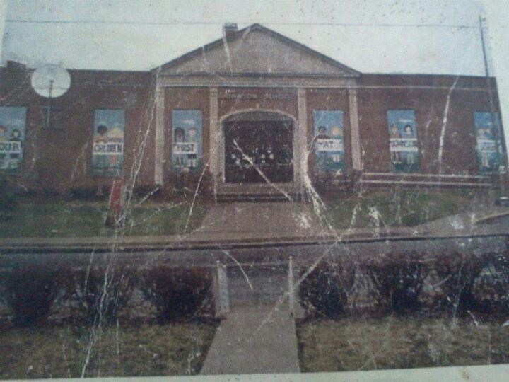 One of my elementary schools in Lexington, KY  (Johnson Elementary