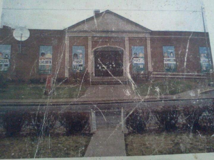 One of my elementary schools in Lexington, KY  (Johnson Elementary