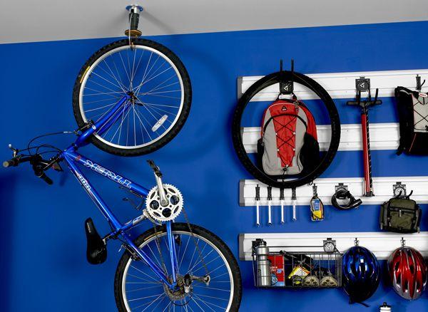 Gladiator Claw Advance Bike Storage 簡単に天井にぶら下げて保管