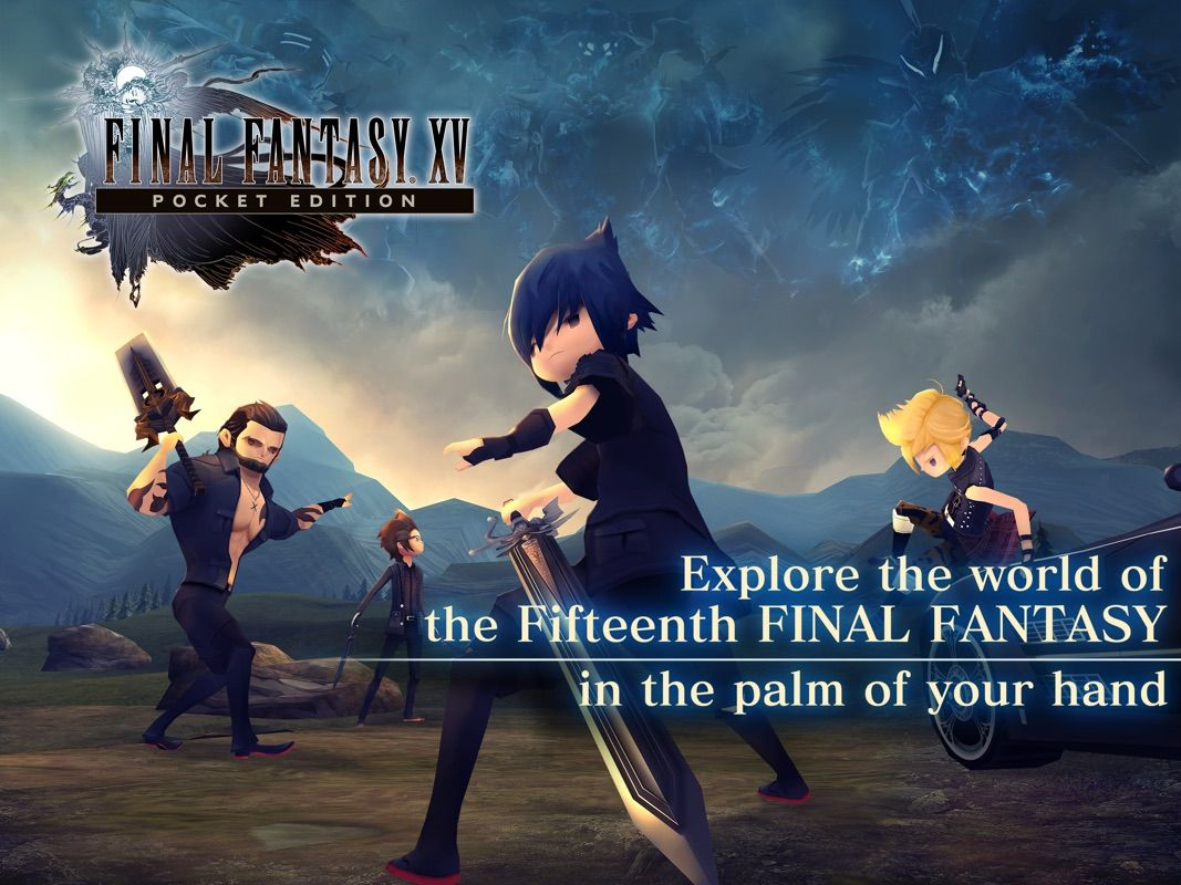 3 Minutes to Hack FINALFANTASY XV POCKET EDITION. No Need