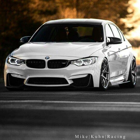Bmw F80 M3 White Stance Dream Cars Bmw Bmw M3 Cars