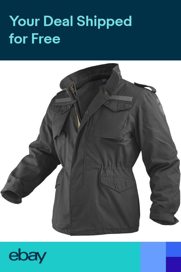 Surplus Vintage Style M65 Regiment US Army Mens Jacket