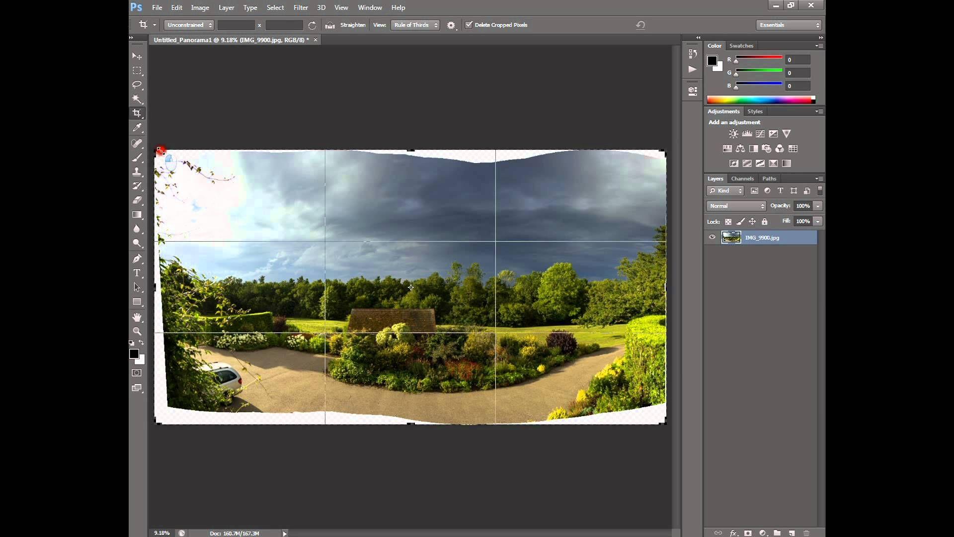 Photoshop cs6 panorama tutorial by gardner photography going photoshop cs6 panorama tutorial by gardner photography baditri Gallery