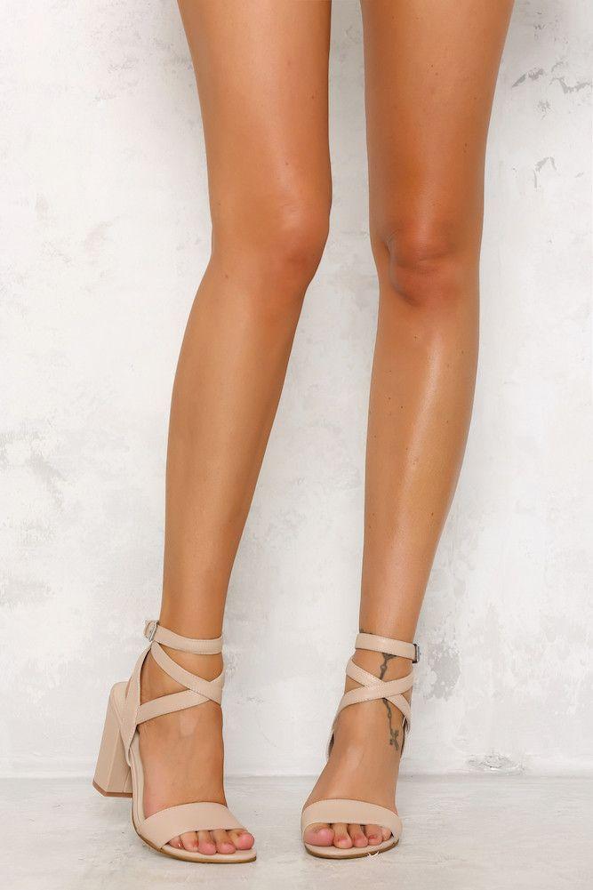 Windsor Smith Nattie Heel Blush