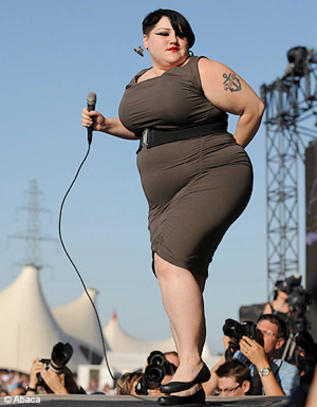 Beth Ditto souspayée Beth ditto, Be your own kind of