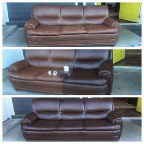 Leatherfurniture Paint Leather Couch Couches Diy Cleaner