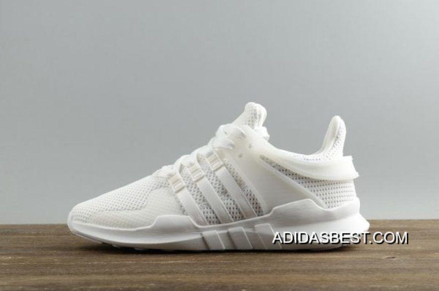 best sneakers 2d04e 7ee94 Adidas EQT Support ADV Triple White BA8322 Shoes  Pinterest