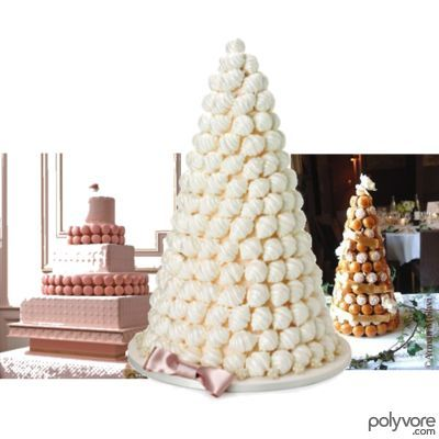 Have A Croquembouche At My Bridesmaids Brunch White Chocolate
