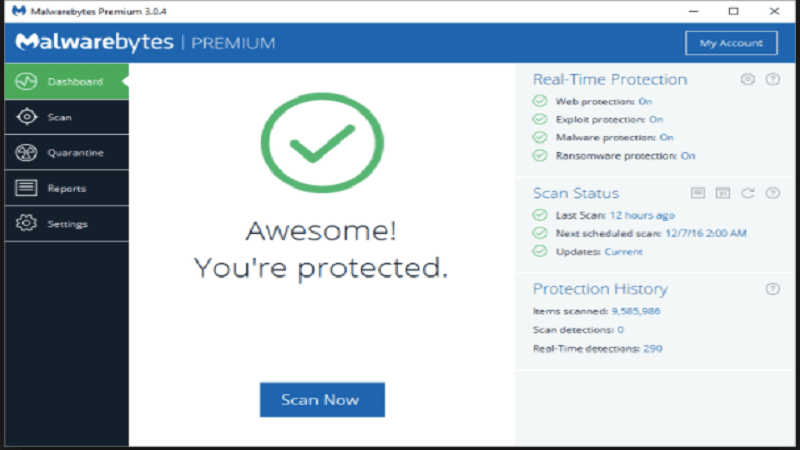 malwarebytes android premium key 2018