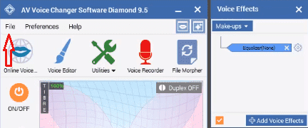 Software Pengubah Suara Aplikasi Voice Changer Perangkat Lunak Suara Aplikasi