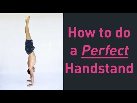 how to become a handstand beast  a beginner and advanced