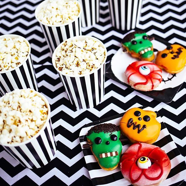 Halloween party on childmagsblog Party decor Pinterest - halloween party ideas for kids food