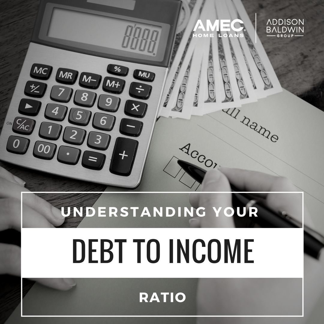 Understanding Your Debt To Income Ratio Mortgage Real Estate Home Loans Front End Ratio Back End Ratio C Debt To Income Ratio Debt Understanding Yourself