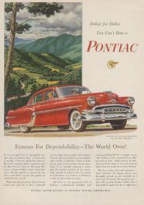 1954 Pontiac