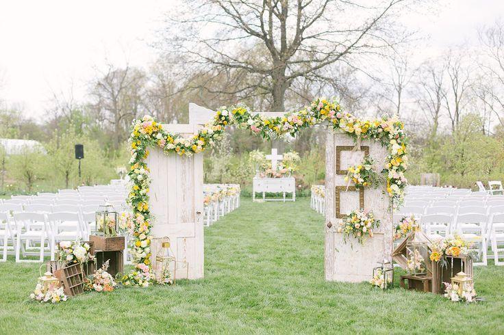 Jorgensen Farms Wedding {Columbus Ohio Wedding Florist ...