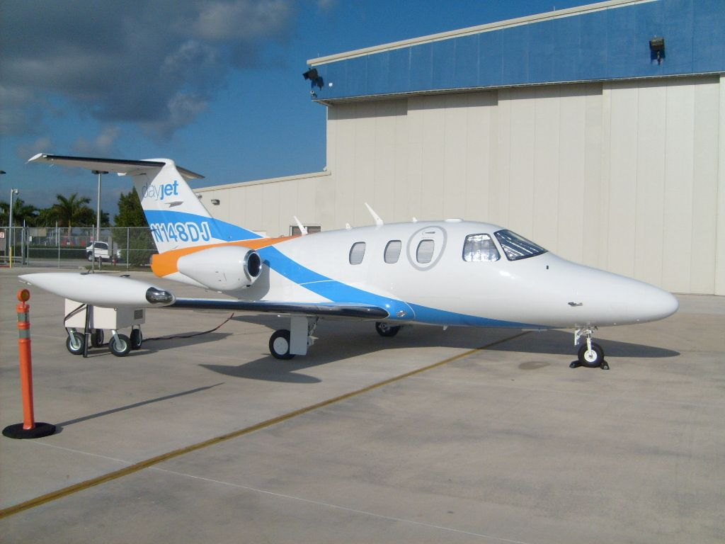 Eclipse 500 Jet Day Jet Plane Boca Raton, FL   Jets & Props