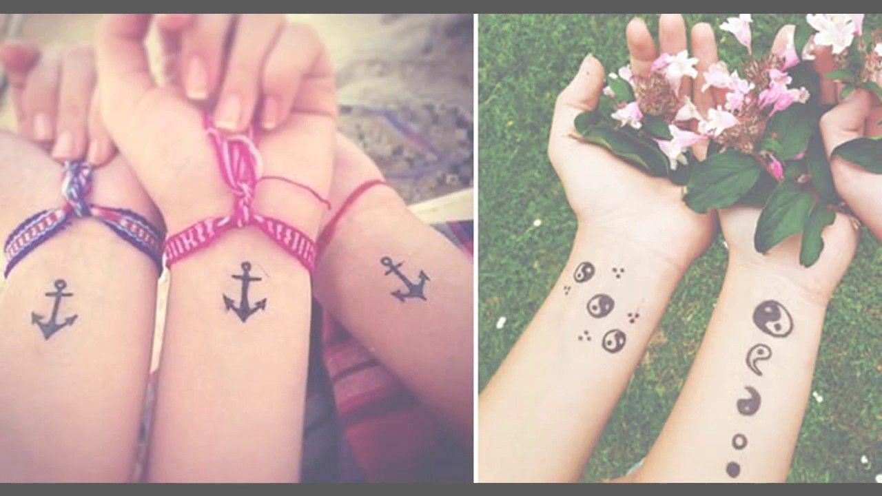 Resultado de imagen para tatuajes de amistad para hombre y mujer   Tatuajes  mejores amigas, Tatuajes, Tatuajes preciosos