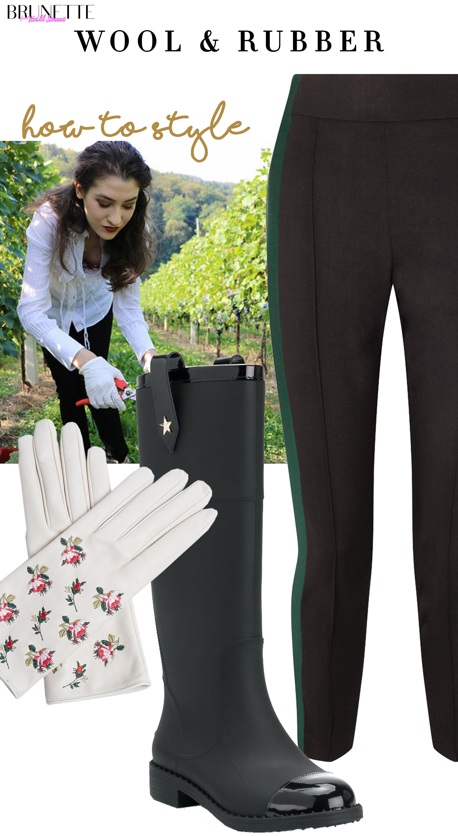 b0c7fad4fad9 5 Chic Grape Picking Outfits - No 3 Will Shock You