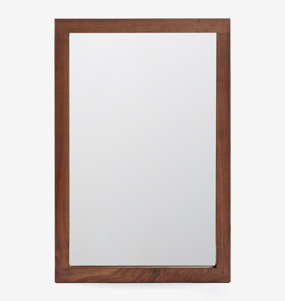 modern wood picture frames. Modern Wood Frame Mirror | Rejuvenation Picture Frames
